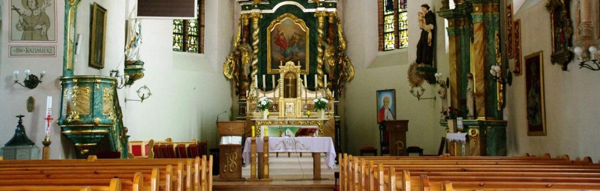 Parafia Św. Marcina w Dusznikach